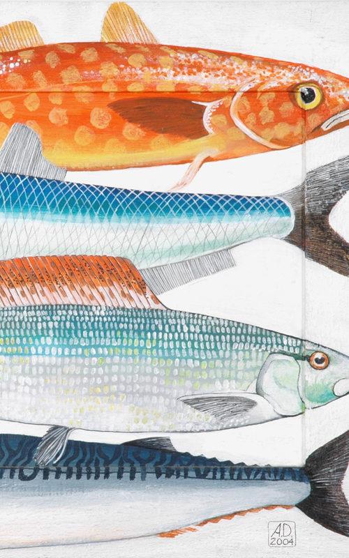 Oostzeevissen